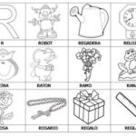 Ejercicios para aprender a leer: Primeras palabras R-U
