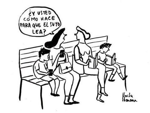 Aprender a leer: El ejemplo lo es todo