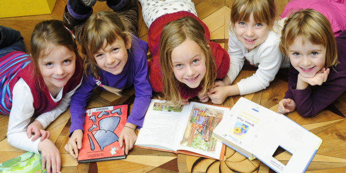 Entre el 20 y el 50% de los niños de primaria tienen un rendimiento bajo o muy bajo en comprensión lectora
