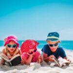 Por fin llegan las vacaciones: a pasarlo bien... y a leer